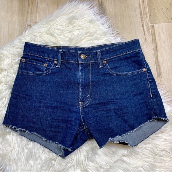 Levi's Pants - Levi's 511 Cut Off Shorts
